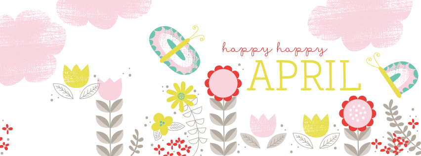 Muffin's April Header