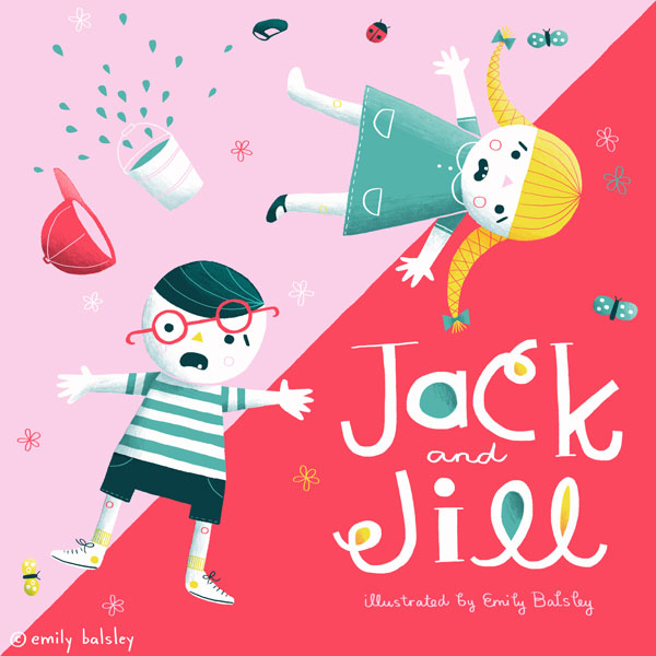 Jack and Jill book cover