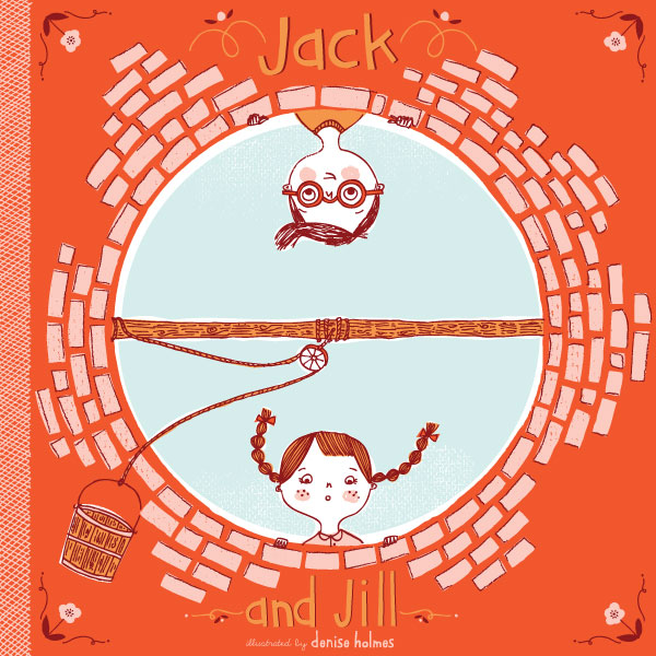 Jack & Jill , my favorite personal piece created for the happy happy collective