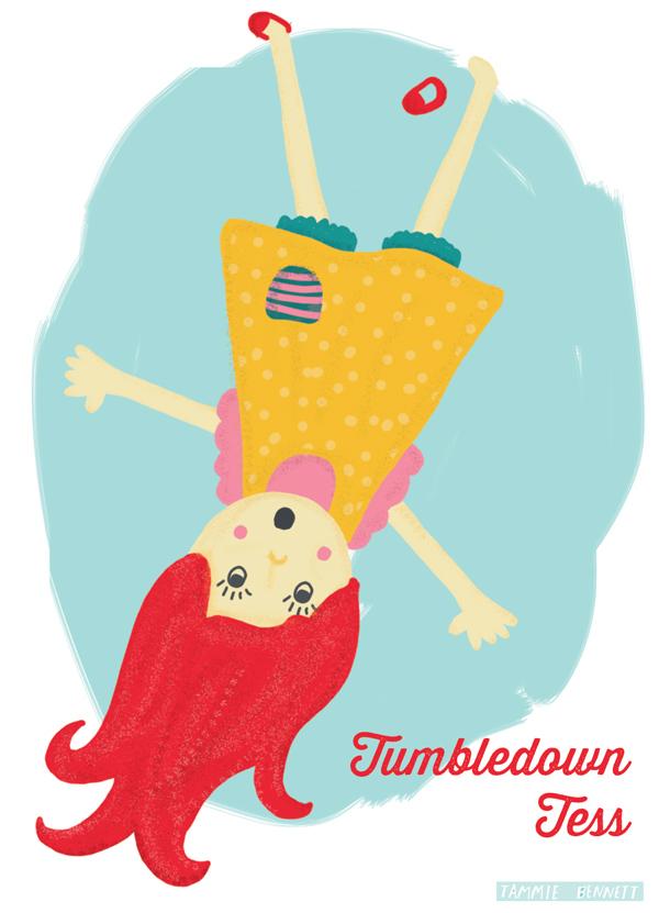 tammie bennett's tumbledown tess