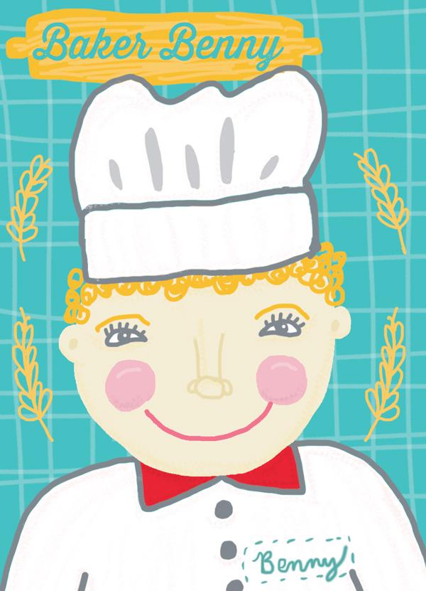 tammie bennett's baker benny