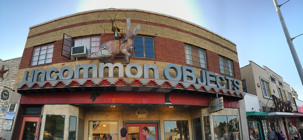 Just look at the Uncommon Objects storefront!