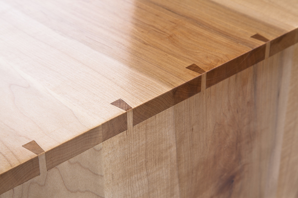 flat file chest dovetails
