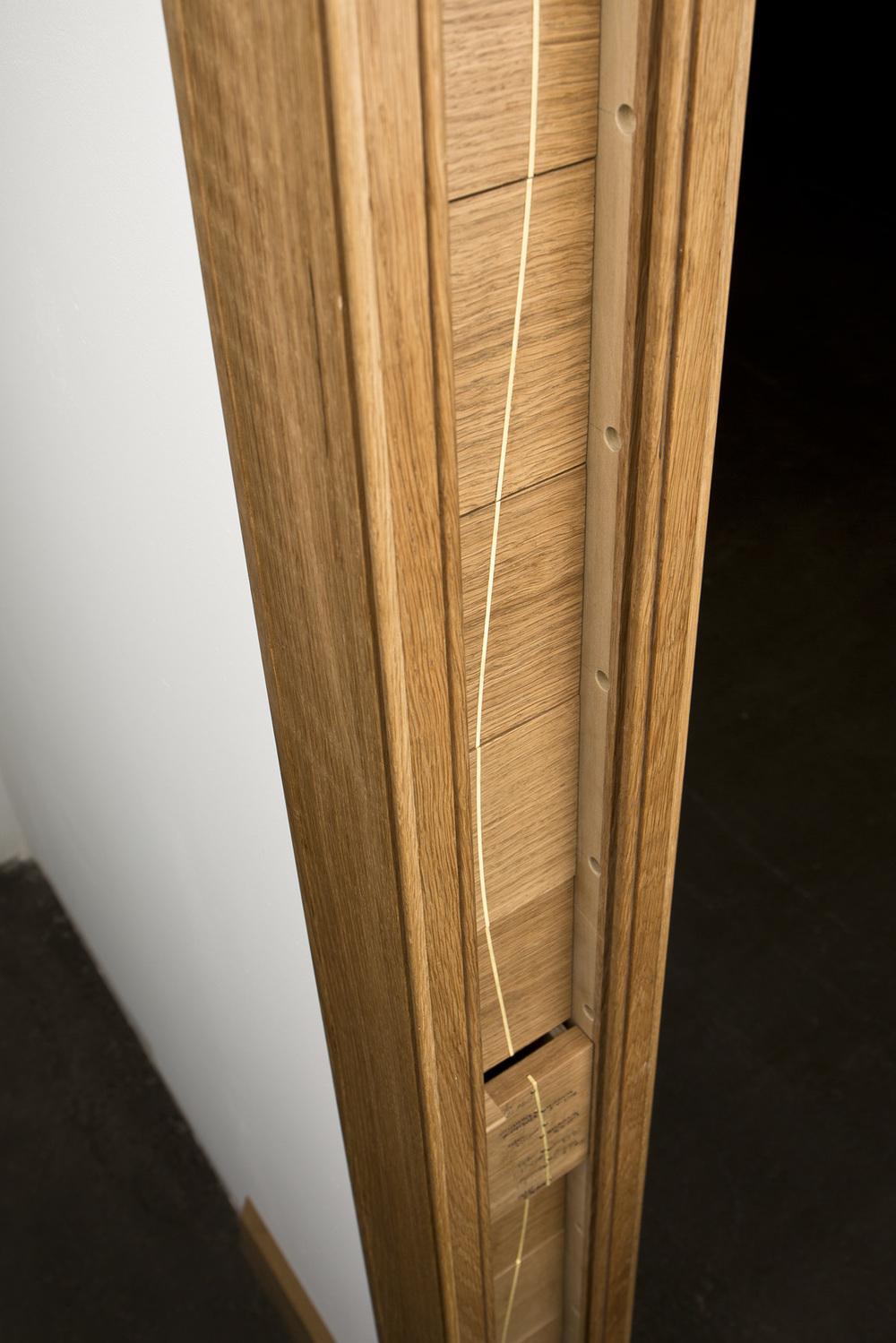 wall chest drawers hidden