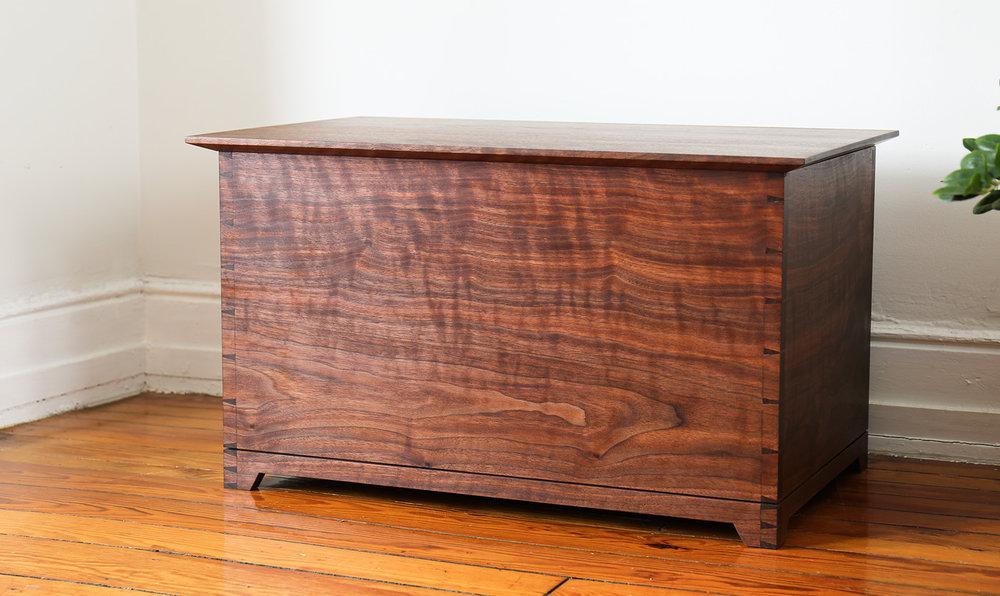Enfield Blanket Chest Zietz Furniture