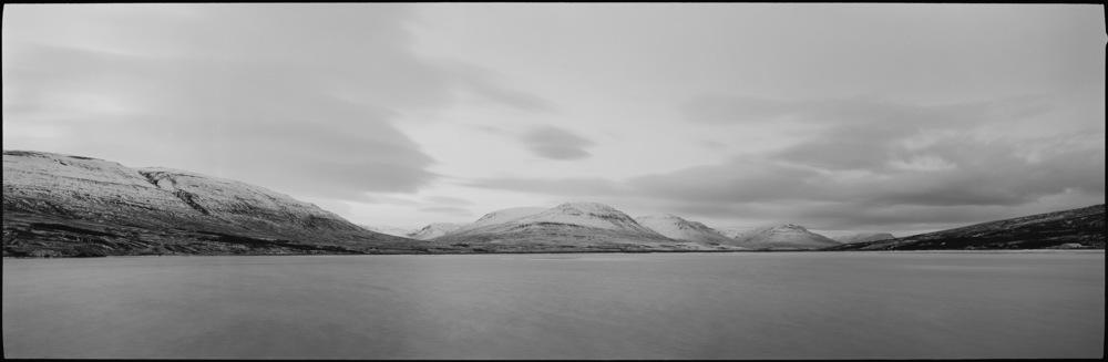 14.Welcome to Akureyri, facing South on the bridge leading to Akureyri.