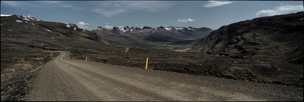 11.Short cut to the fjord, road 939 from Eglisstaðir South to Djúpivogur.