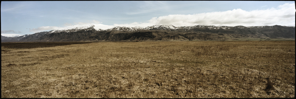 04.No neighbor, a wood cabin at the foot of Eyjafallajokull.