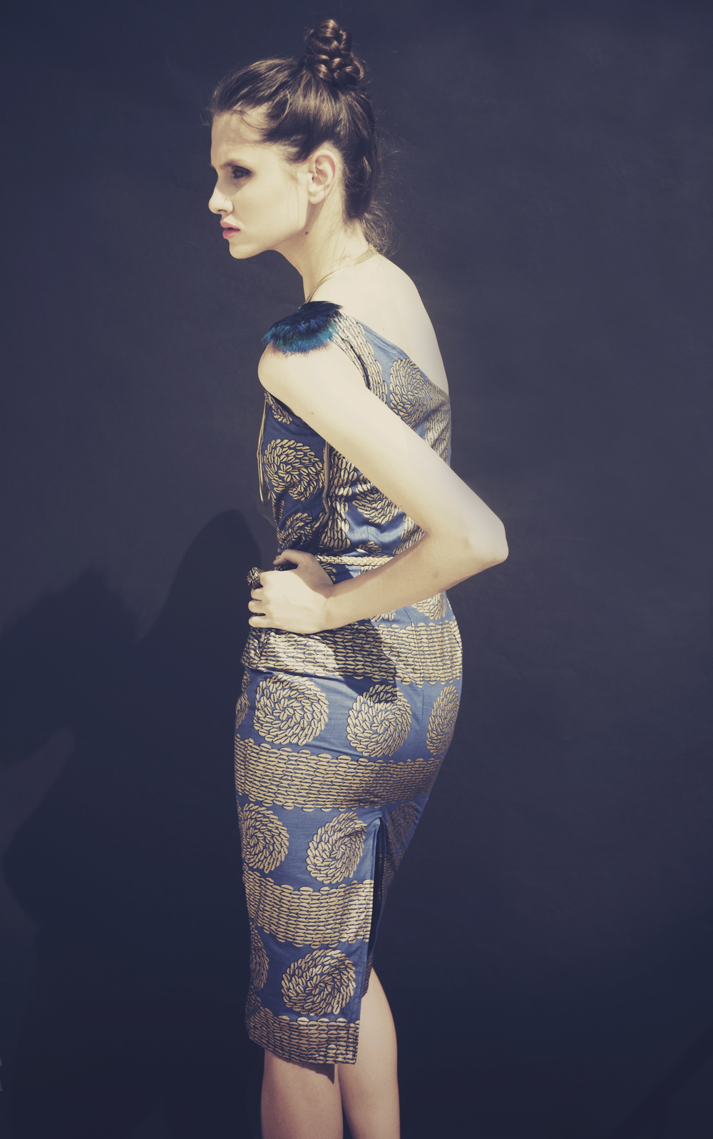 designs by Meghan Sebold. shot by Erik Heck. edited by Abby Ross. styled by Meghan Sebold. makeup by Katie Robinson.
