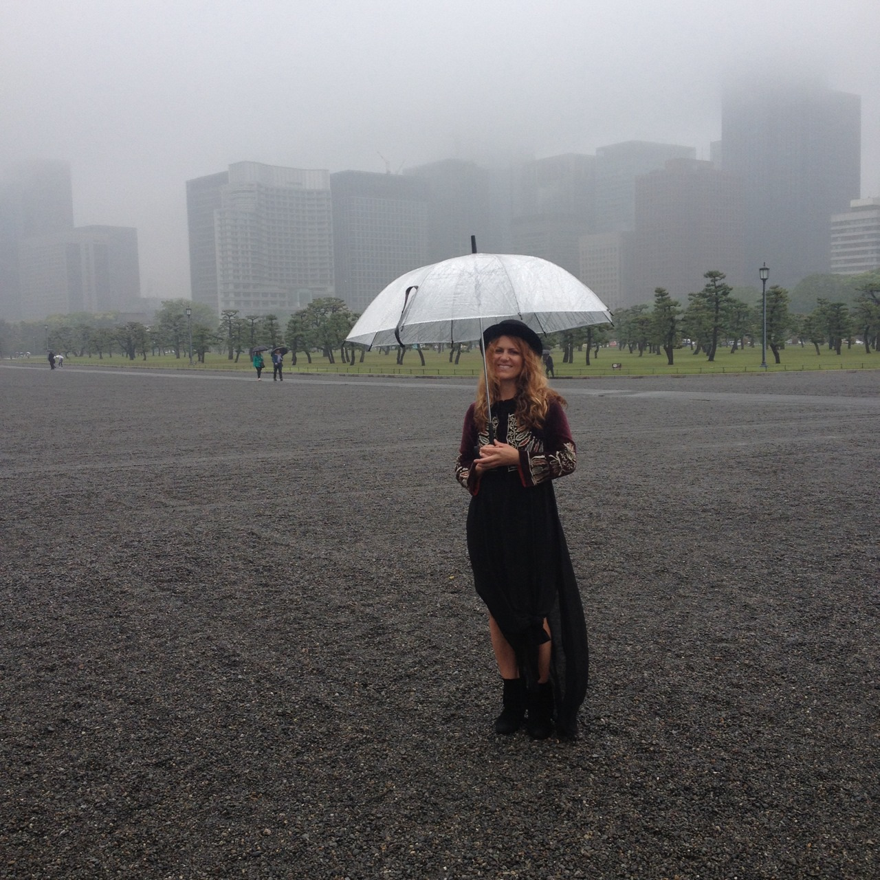 Tokyo Grey, Imperial Gardens