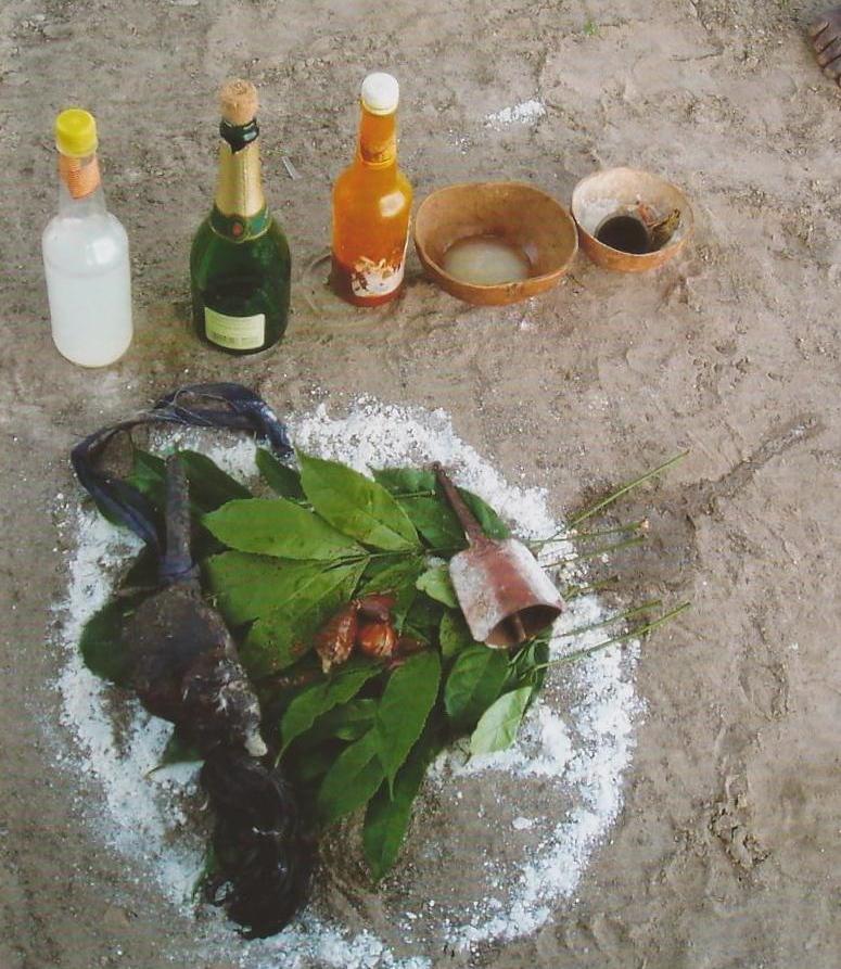 offerings   Ashanti Region, Ghana