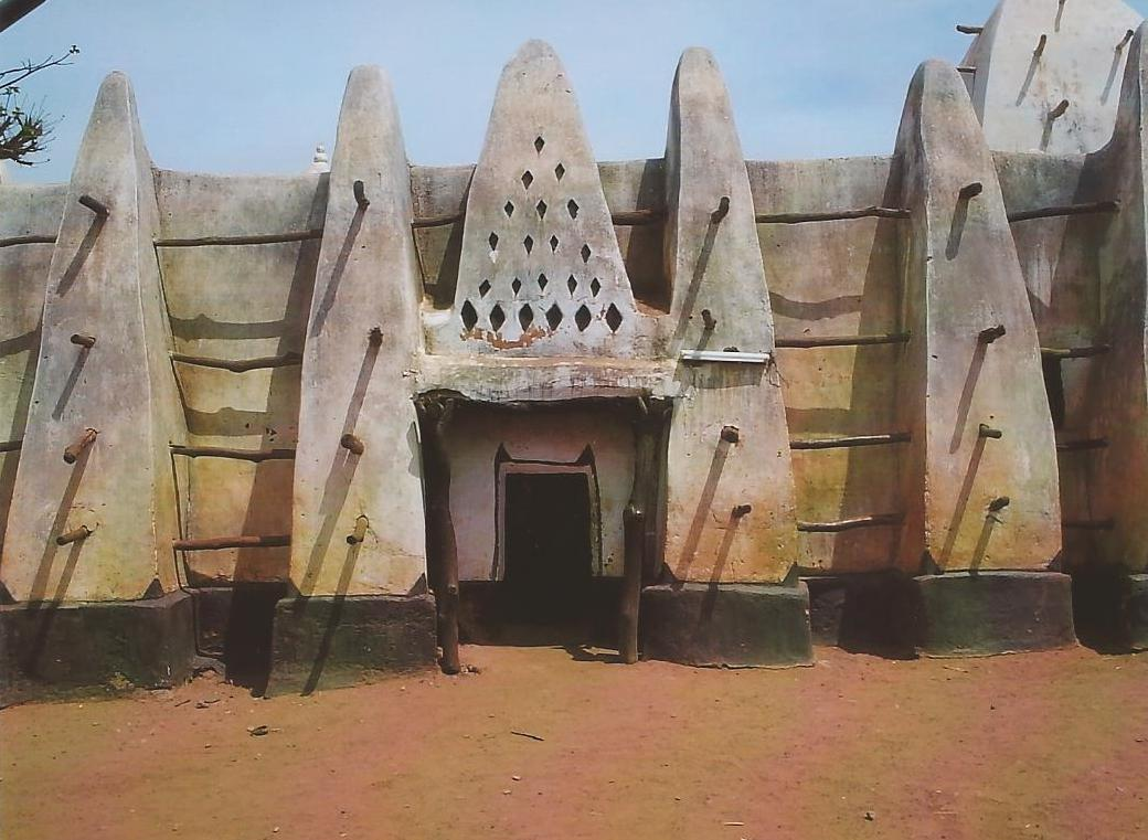 Larabanga Mosque Gonja district, Northern Ghana