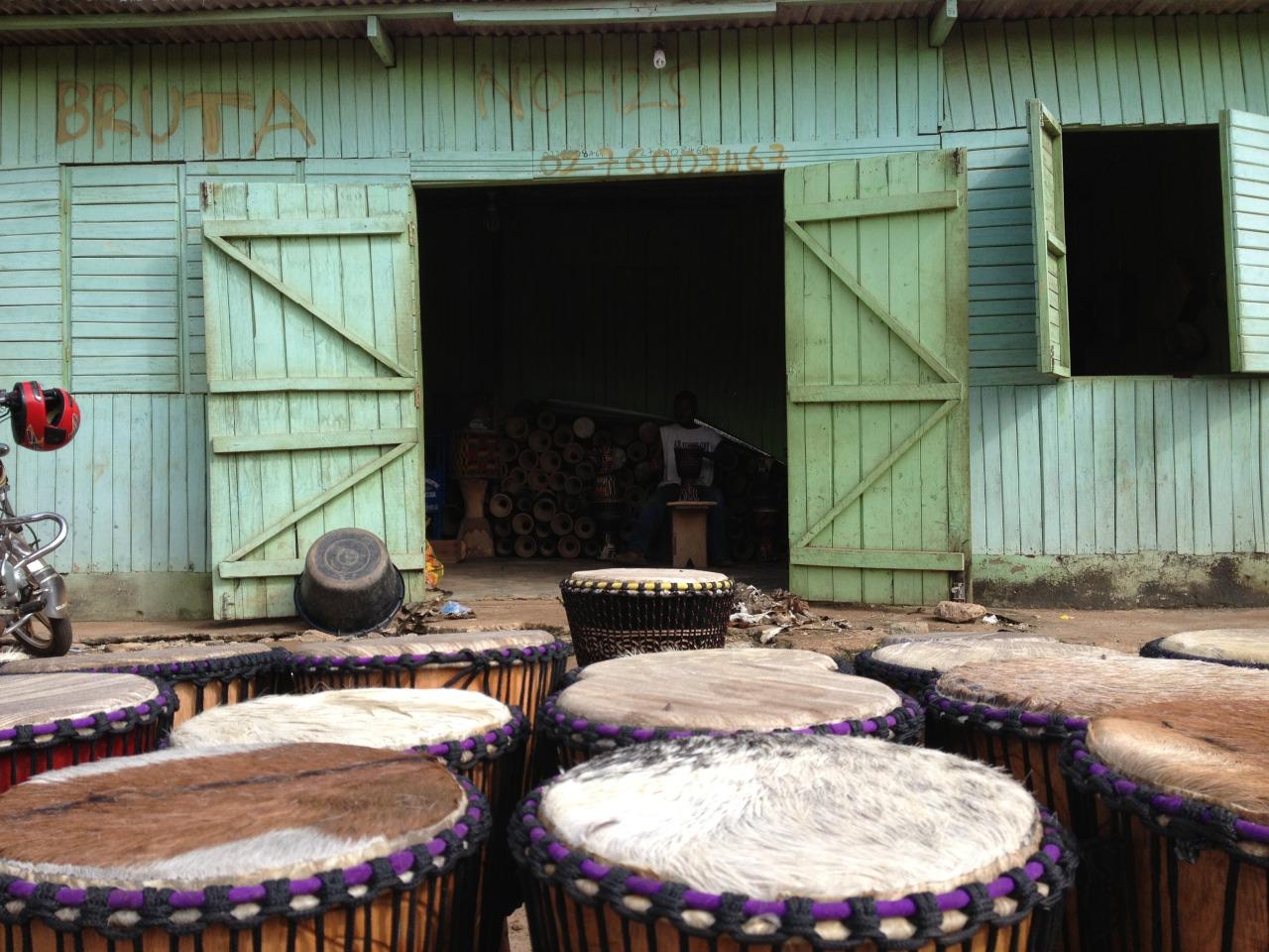 Arts Centre, Accra, Ghana