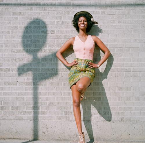 afro-art-chick :          Afia by Meghan Sebold