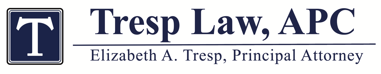 Tresp Law, APC: San Diego Estate Planning, Probate, & Trust Litigation Law Firm