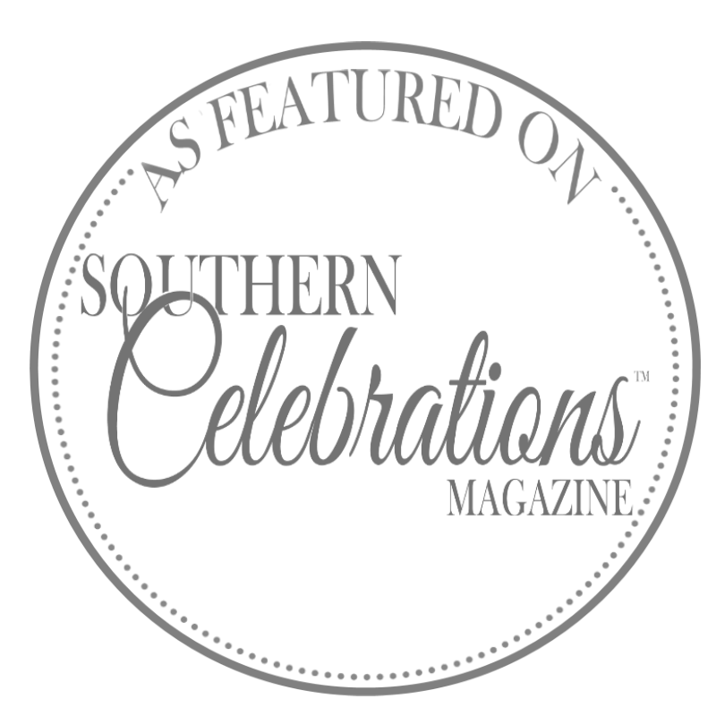 Featured Vendor in Southern Celebrations Magazine