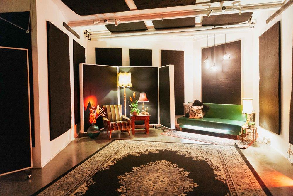 Recording Studio Newcastle