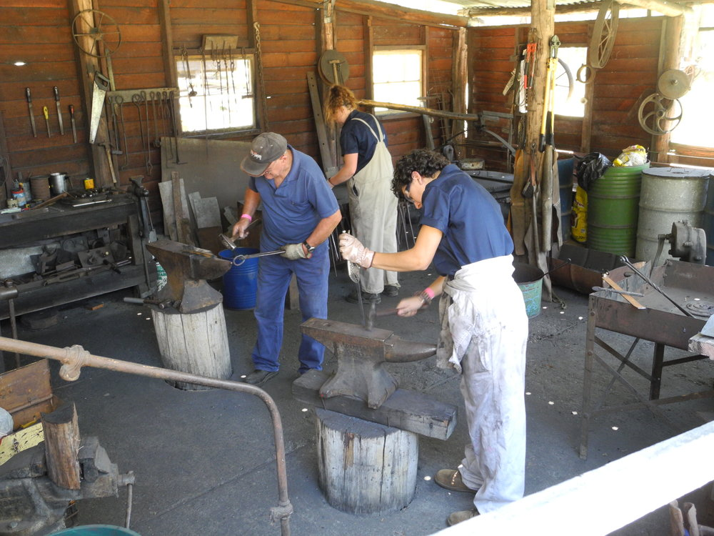 Open Day.Blacksmithing.JPG