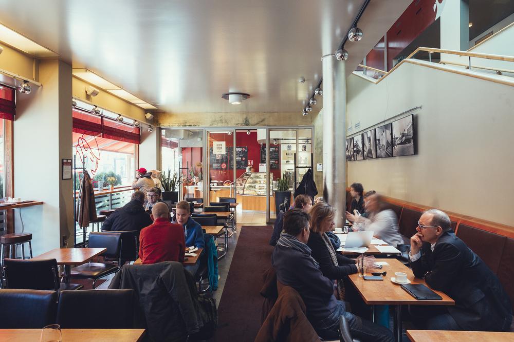 Inside Cafe Lasipalatsi 2