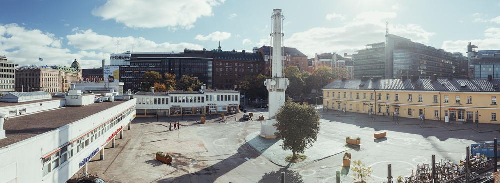 Lasipalatsi Panorama