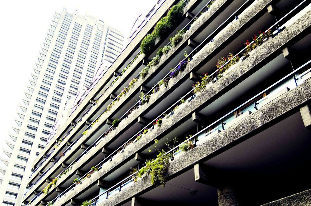 The Barbican, London, UK