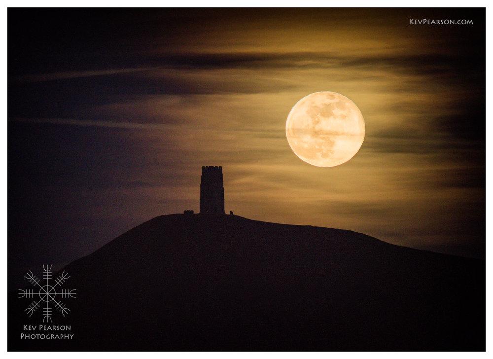 Spring Moonrise