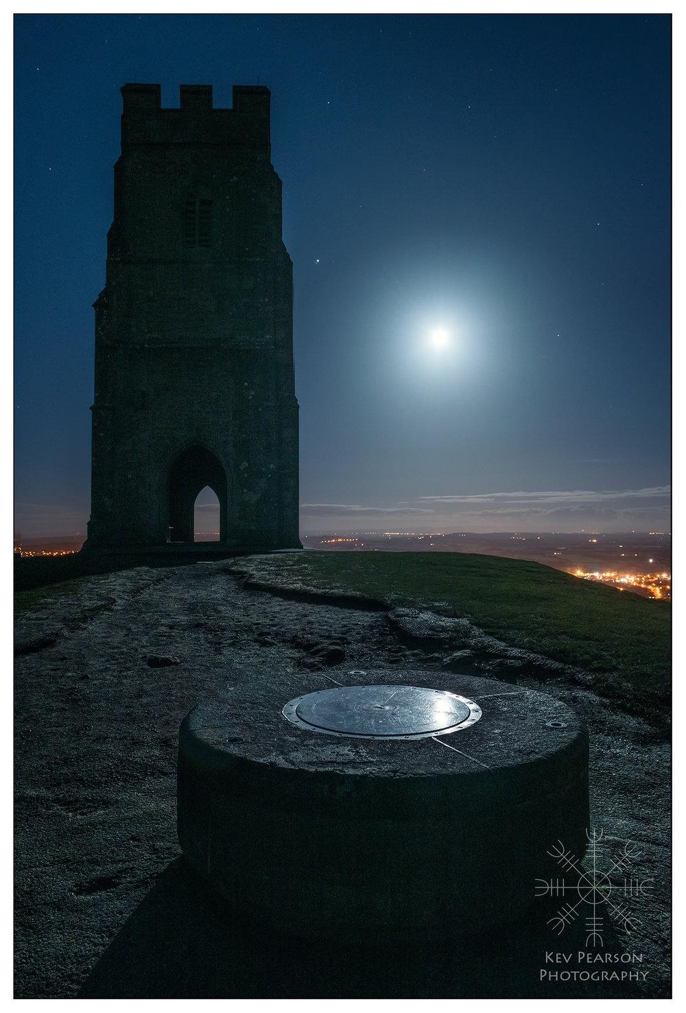 Moon Dial -