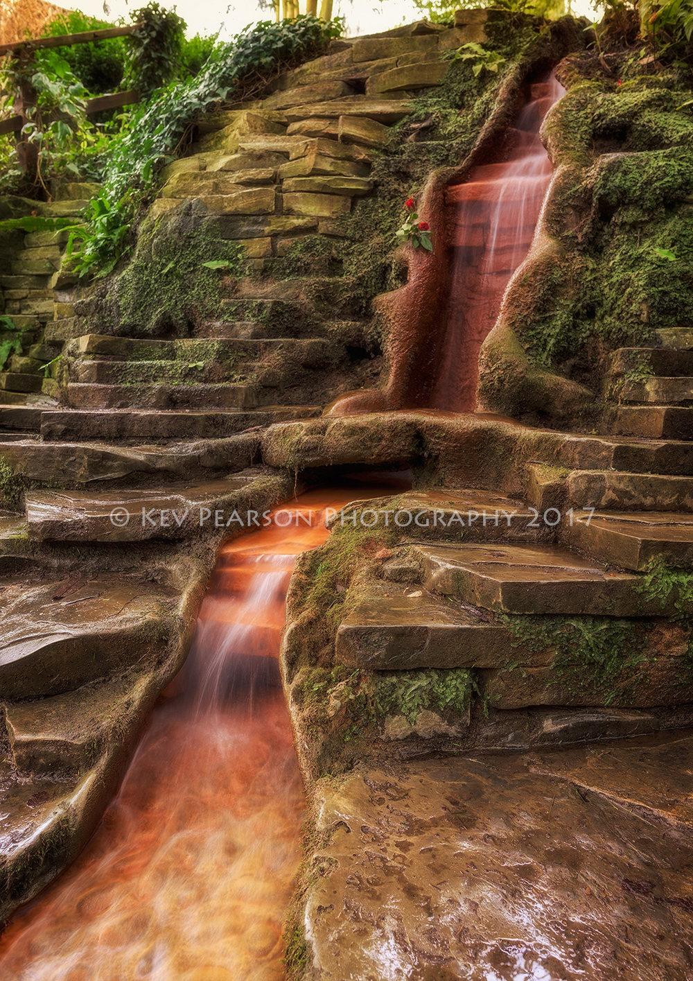 King Arthur's Waterfall -