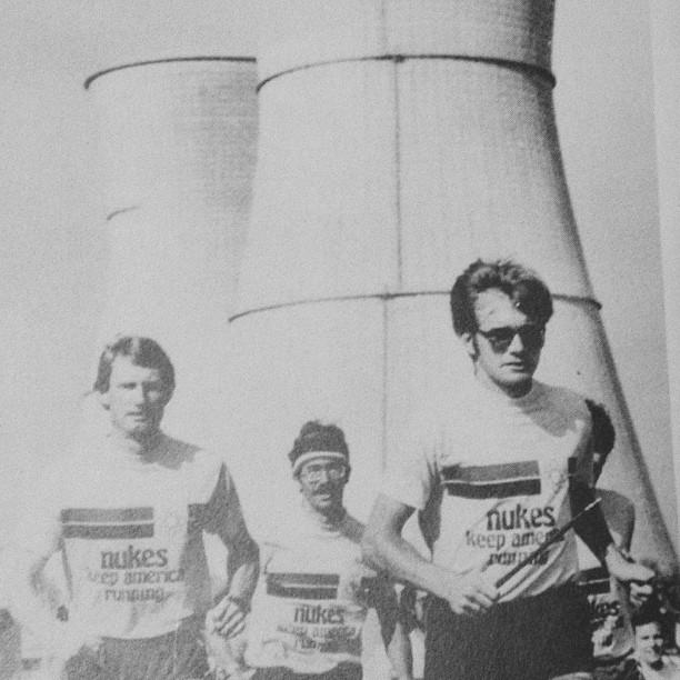 #vintage #running #men