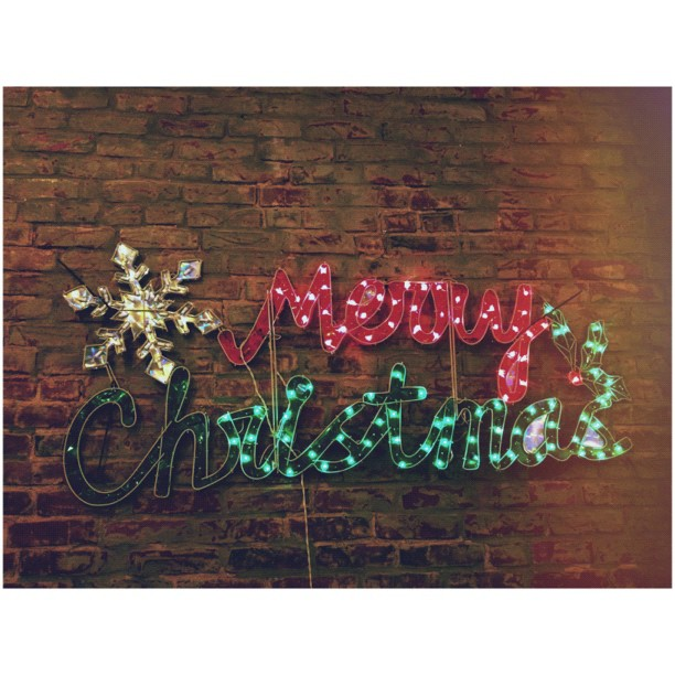Merry ristmas! #holiday #lights