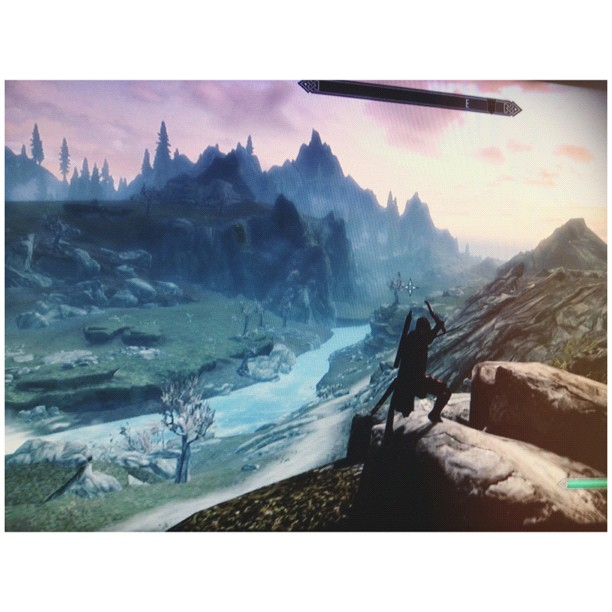 Pretty #skyrim (at skyrim)