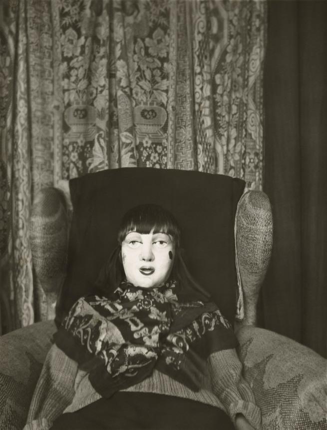 loladein: Claude Cahun Untitled c. 1928