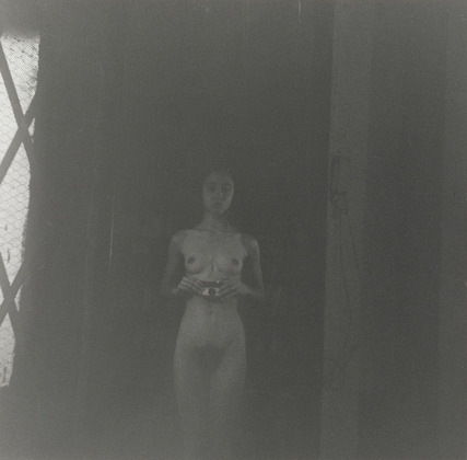 fyeahwomenartists: Adrian Piper Food for the Spirit #1, 1971 Gelatin silver print (via MoMA | The Collection | Adrian Piper. Food for the Spirit #1. 1971)
