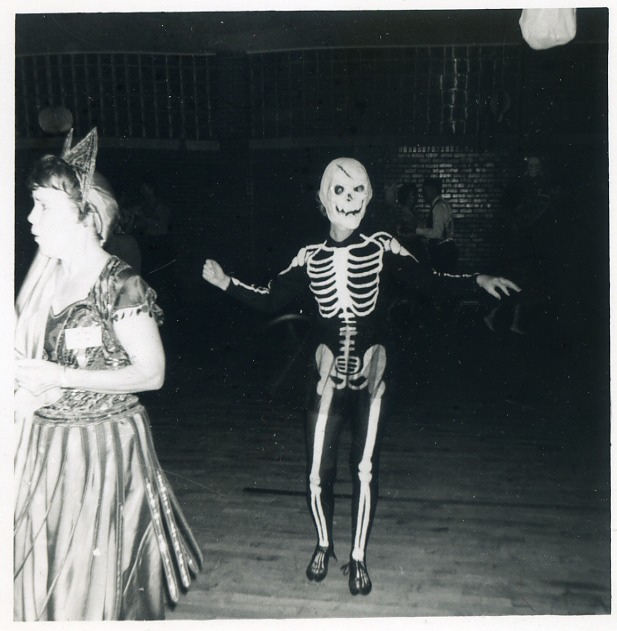 The Skeleton At The Halloween Dance ,1961