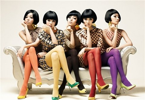 FFFFOUND! | #WONDERGIRLS Are the New Whatever