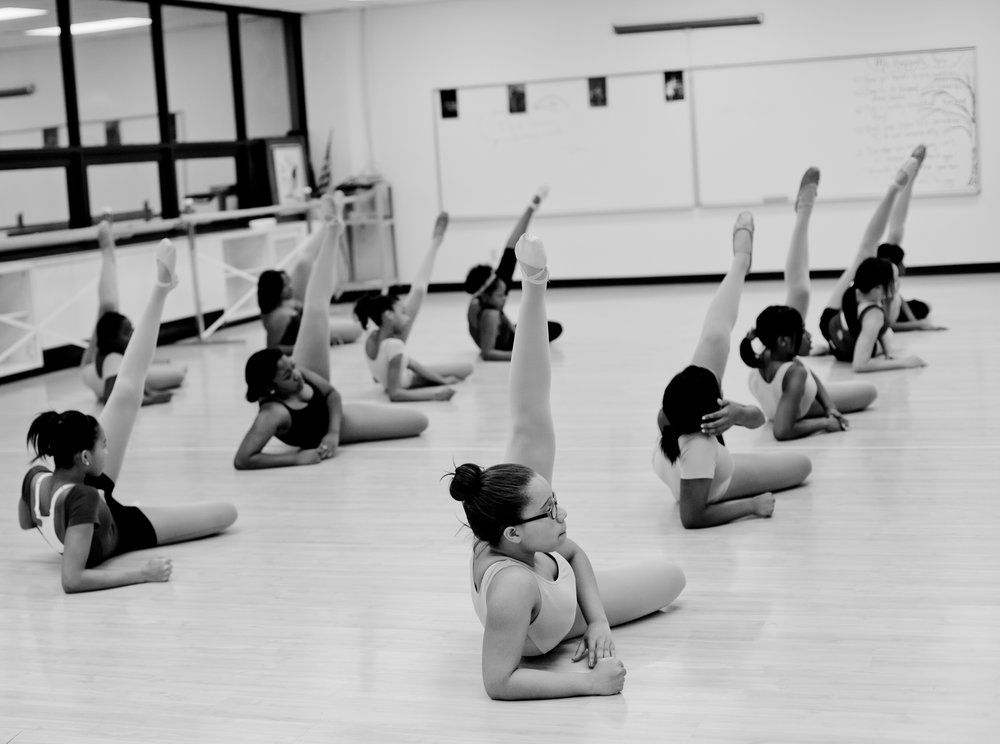 Ballet on Wheels