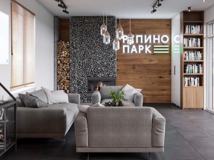 Административные здания Репино - Парк лен. область