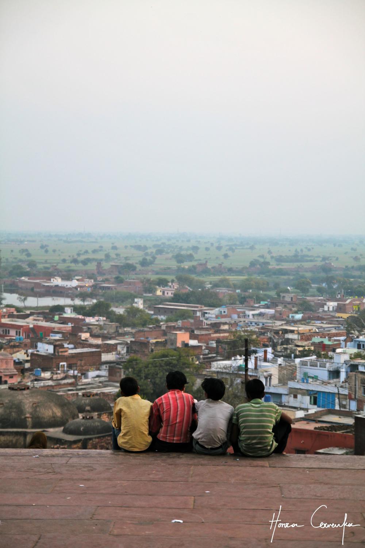 Fatehpur Sikri, India, 2011