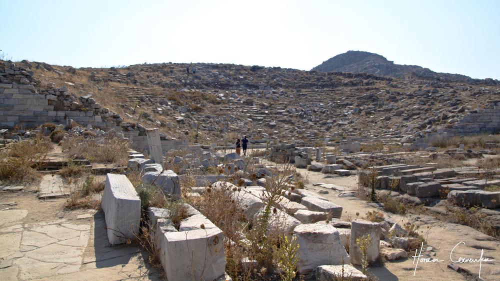 Amphitheatre!