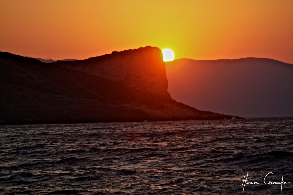 Fournoi-Greece-Sunset-Honza-Cervenka