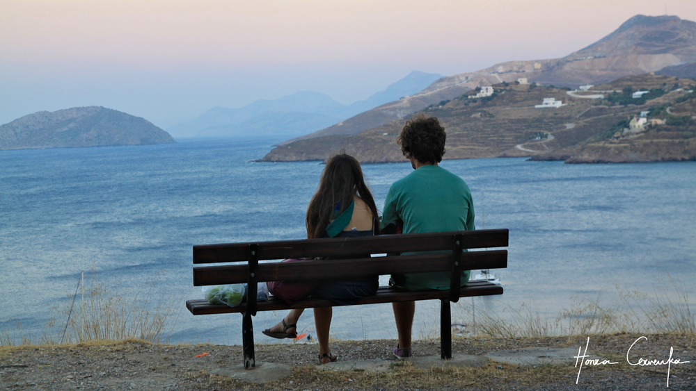 Greece-Leros-Sunset-Couple-Honza-Cervenka