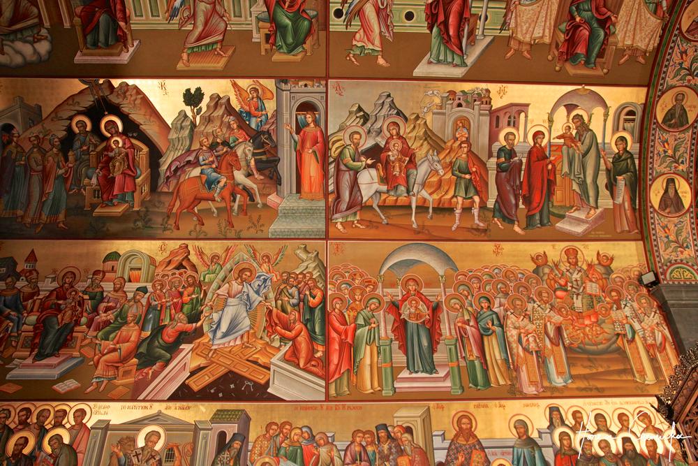 Greece-Kalimnos-Monastery-Frescos-Honza-Cervenka