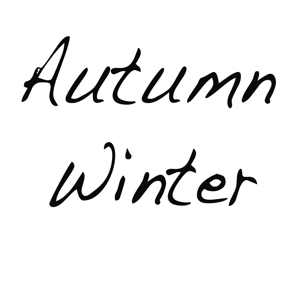 AUTUMN WINTER COLLECTION