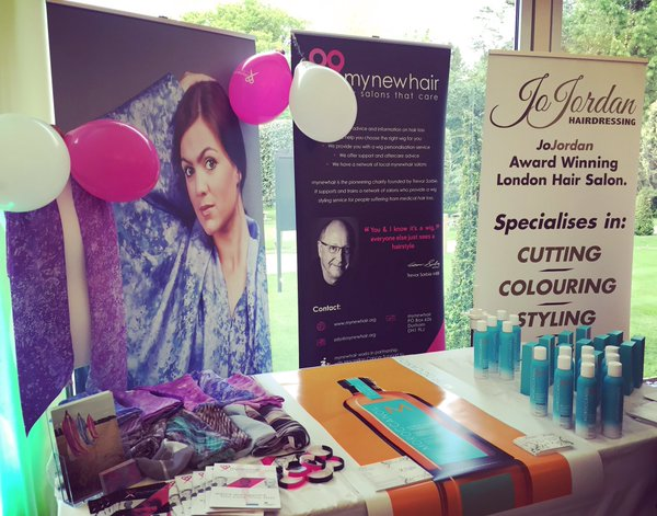 Macmillan Fashion Show   Supporting cancer research with Jo Jordan hairdressing. Sponsored by Jarrolds Norwich.