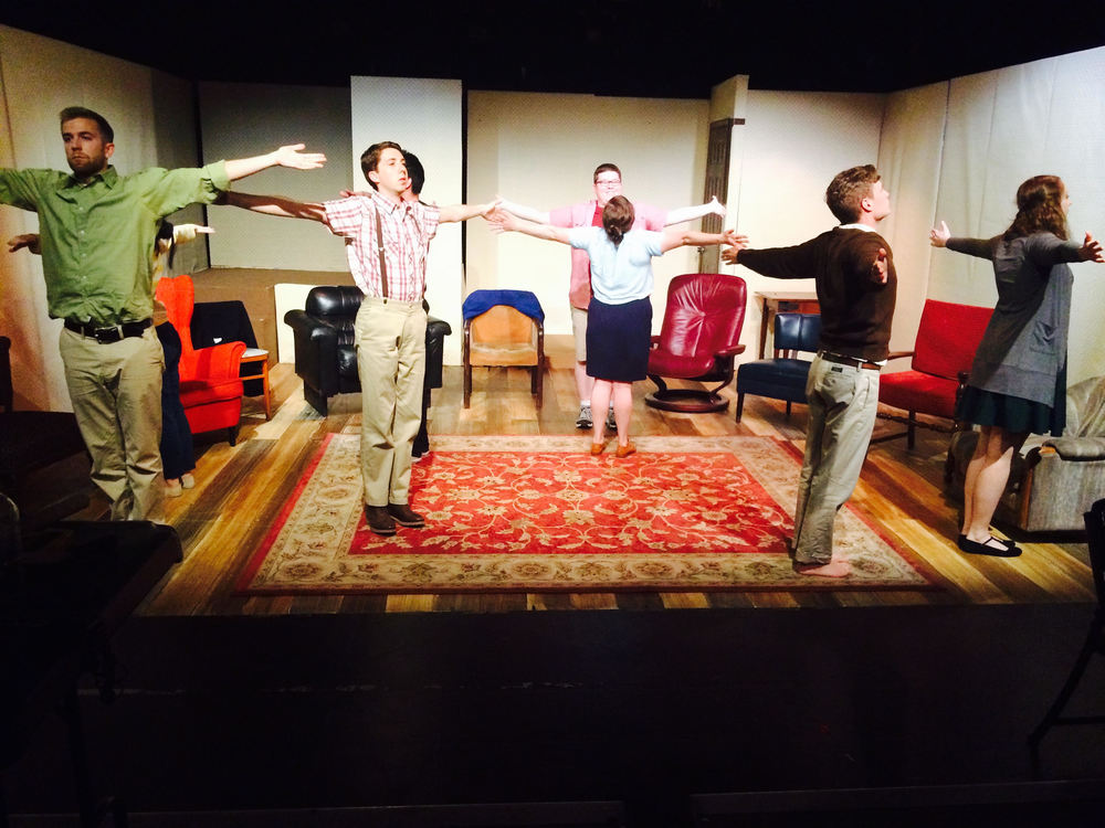 This Room Is For Everyone, written by Bubba Weiler, Directed by Morgan Greene, Choreographed by Alexa Andreas