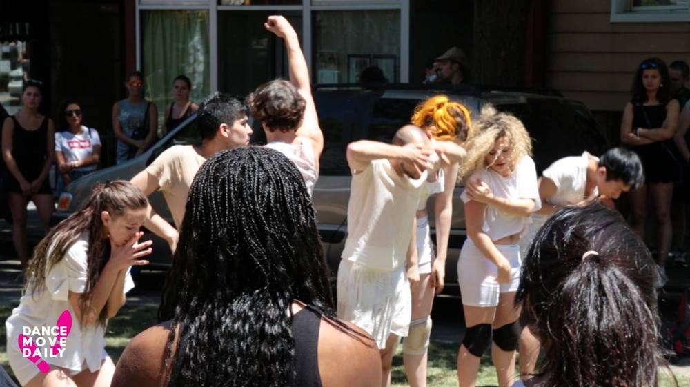 From Eat Our Dust-- Alexa's company,Tender Loin -debut performance
