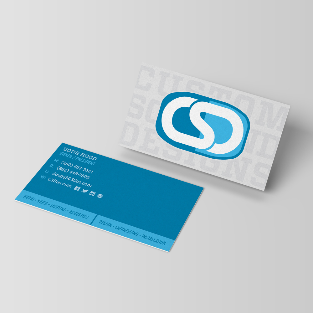 Csd darkhorse design business cards various web graphics and a set of icons to represent their project process along the way i established some brand standards magicingreecefo Images