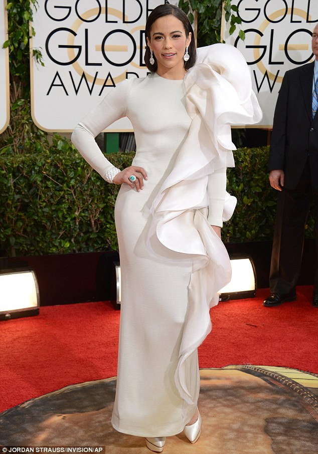 Paula Patton in Stephane Rollande