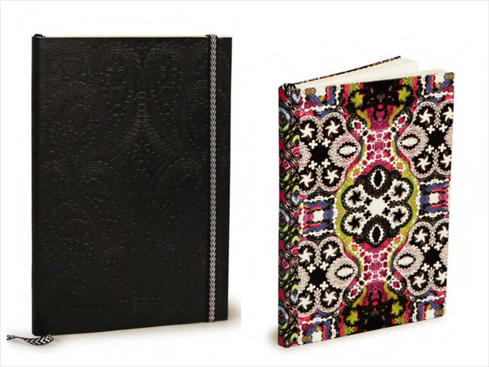 Christian LaCroix journals from Kate's Paperie