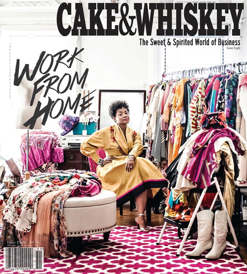 Cake and Whiskey Magazine 2015